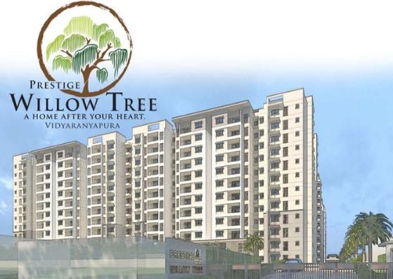 Prestige Willow Tree, Prestige Willow Tree Vidyaranyapura, Prestige Willow Tree Bangalore