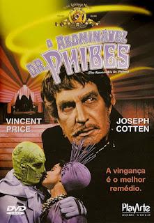 O Abominável Dr. Phibes - DVDRip Dual Áudio
