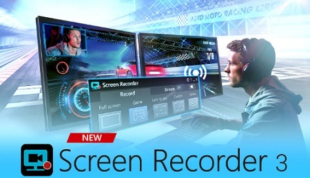 برنامج CyberLink Screen Recorder