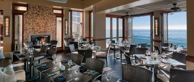 Restaurante Splashes em Laguna Beach