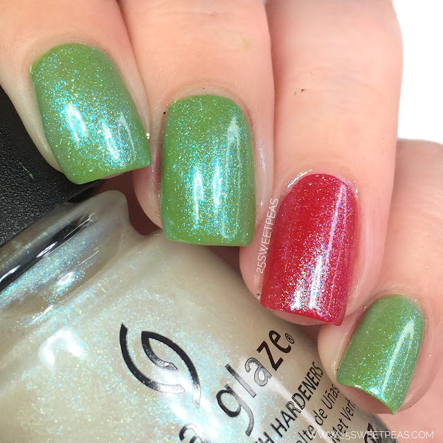 China Glaze Lukewarm Wishes