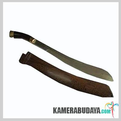 Ruduih, Senjata Tradisional Dari Sumatera Barat