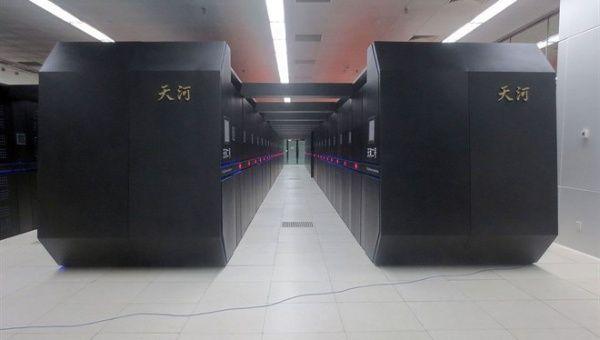 China construirá el superordenador más potente del mundo