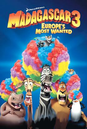 Madagascar 3 : Thần Tượng Châu Âu