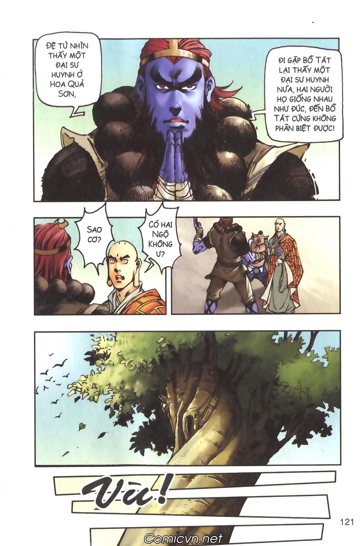 Tây Du Ký màu - Chapter 104 - Pic 5