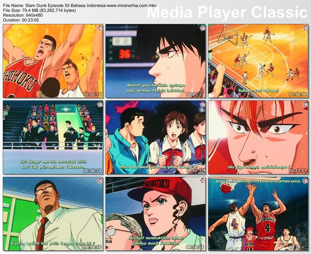 Download Slam Dunk Anime English Sub - adventurelost