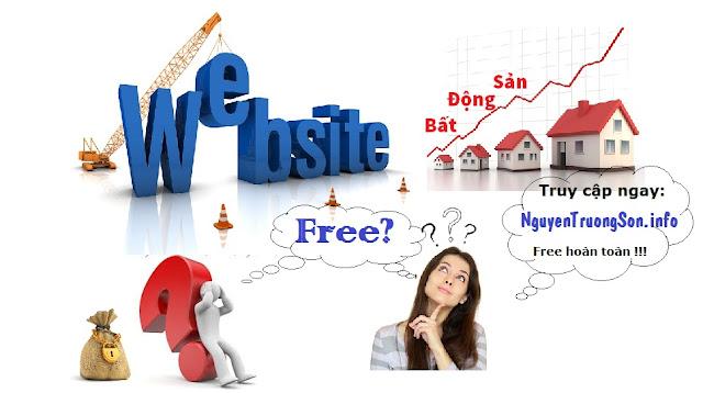 Thiết kế website Bất động sản chuyên nghiệp bằng Blogspot (nâng cao)