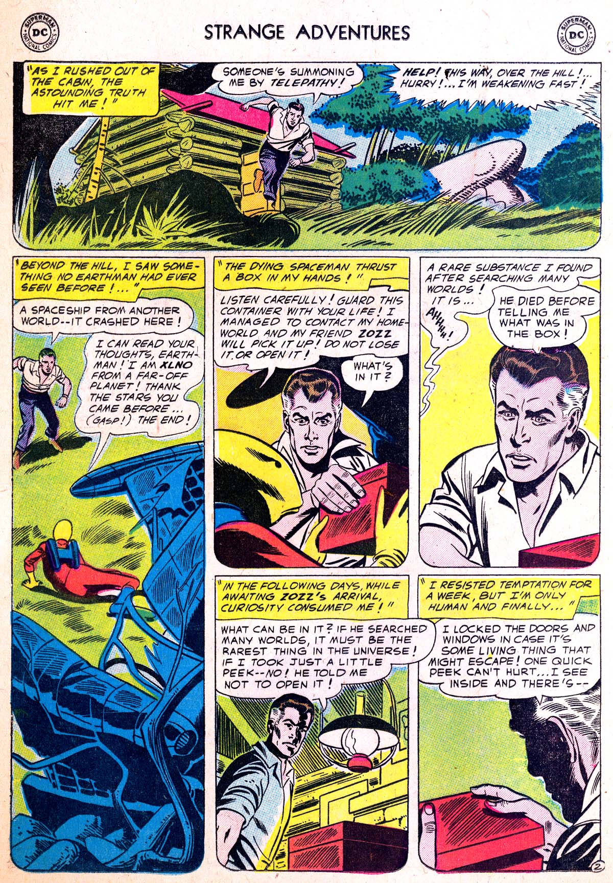 Strange Adventures (1950) issue 75 - Page 20