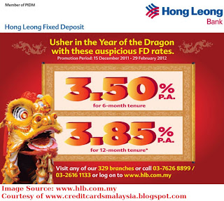Hong Leong Bank CNY Fixed Deposit FD Interest Rates Promotion