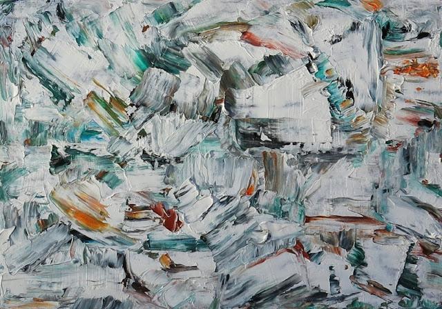 Paul-Emile Borduas - Abstract Paintings