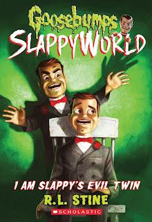 Halloween Review: Goosebumps SlappyWorld: I Am Slappy's Evil Twin