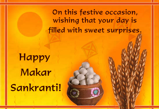 Happy Makar Sankranti 2017 Wishes Messages