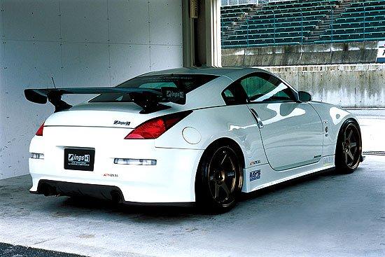 Midnight Garage Bodykit Centre Nissan Fair Lady 350z Ings1 Bodykit