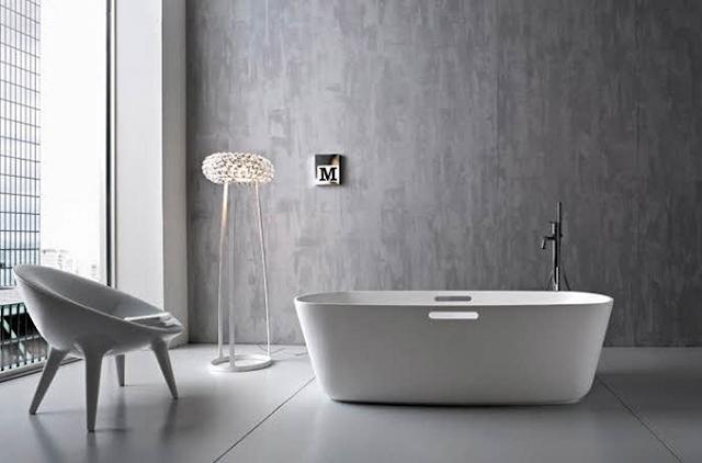 kamar mandi rumah minimalis mewah