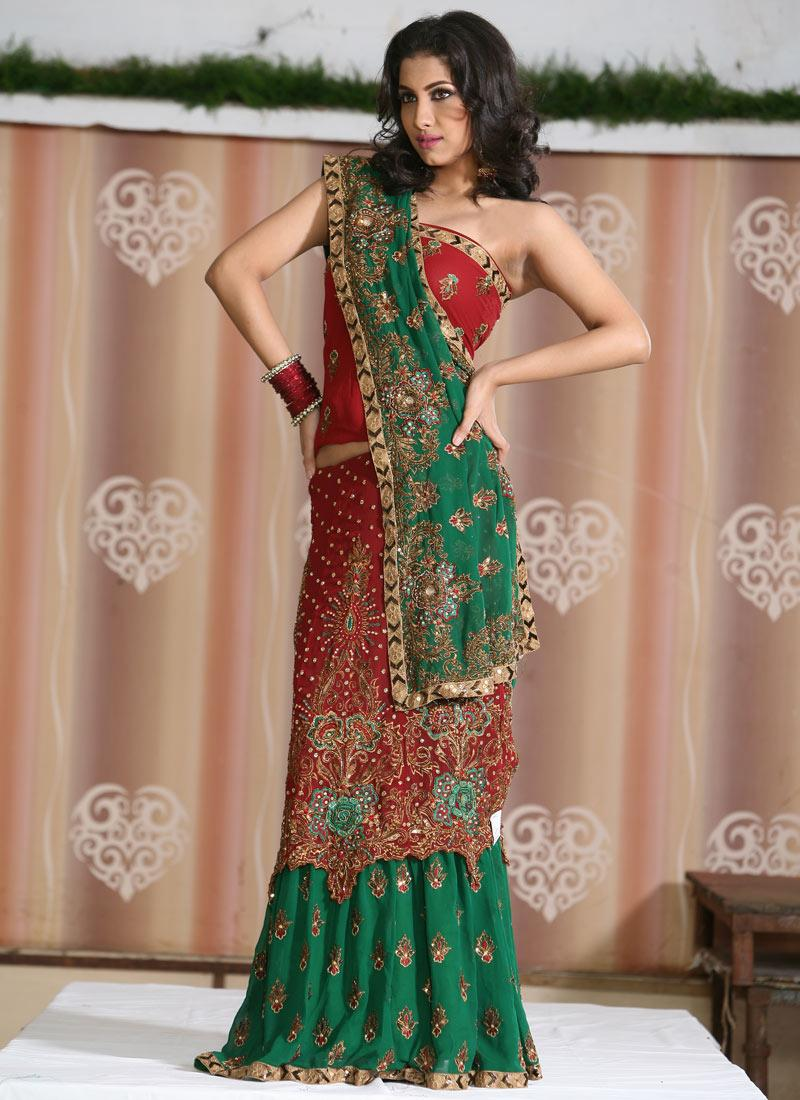 Latest Trends In Bathroom Design Styles: Crazy Girls Style: New Trends In The Pakistani Wedding Dresses