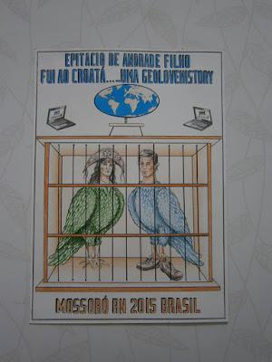 Resultado de imagem para Capa do Livro Fui ao Croatá
