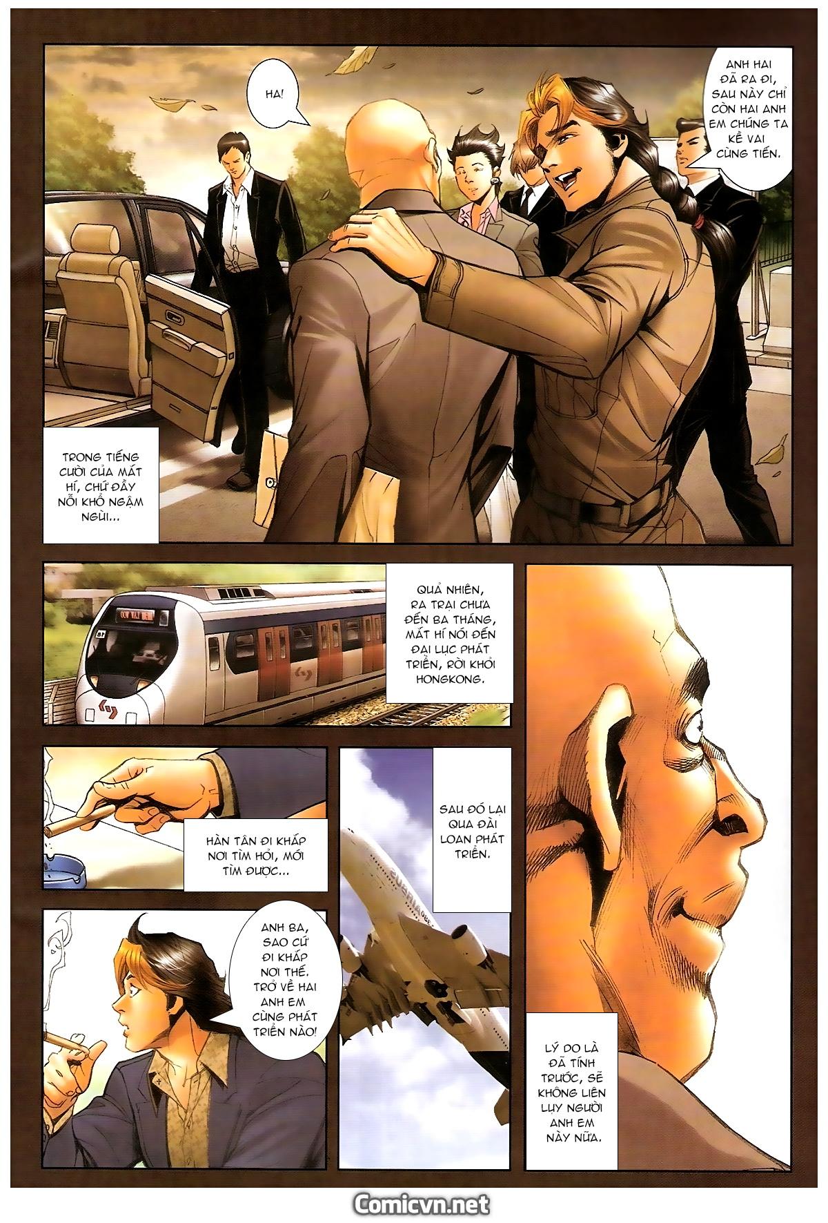 Người Trong Giang Hồ - Chapter 1245: Giang Hồ - Pic 18