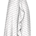 HotBuys - Polka Wrap Skirt - Released