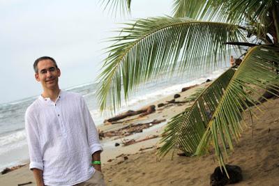 Playa de Manzanillo en el Caribe de Costa Rica