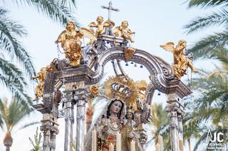 El templete del Rosario de Santo Domingo de Jerez