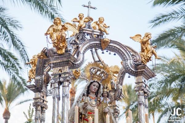 El templete del Rosario de Santo Domingo de Jerez, una joya en peligro