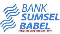 lowongan kerja Palembang terbaru BANK SUMSELBABEL oktober 2018 (2 Posisi)