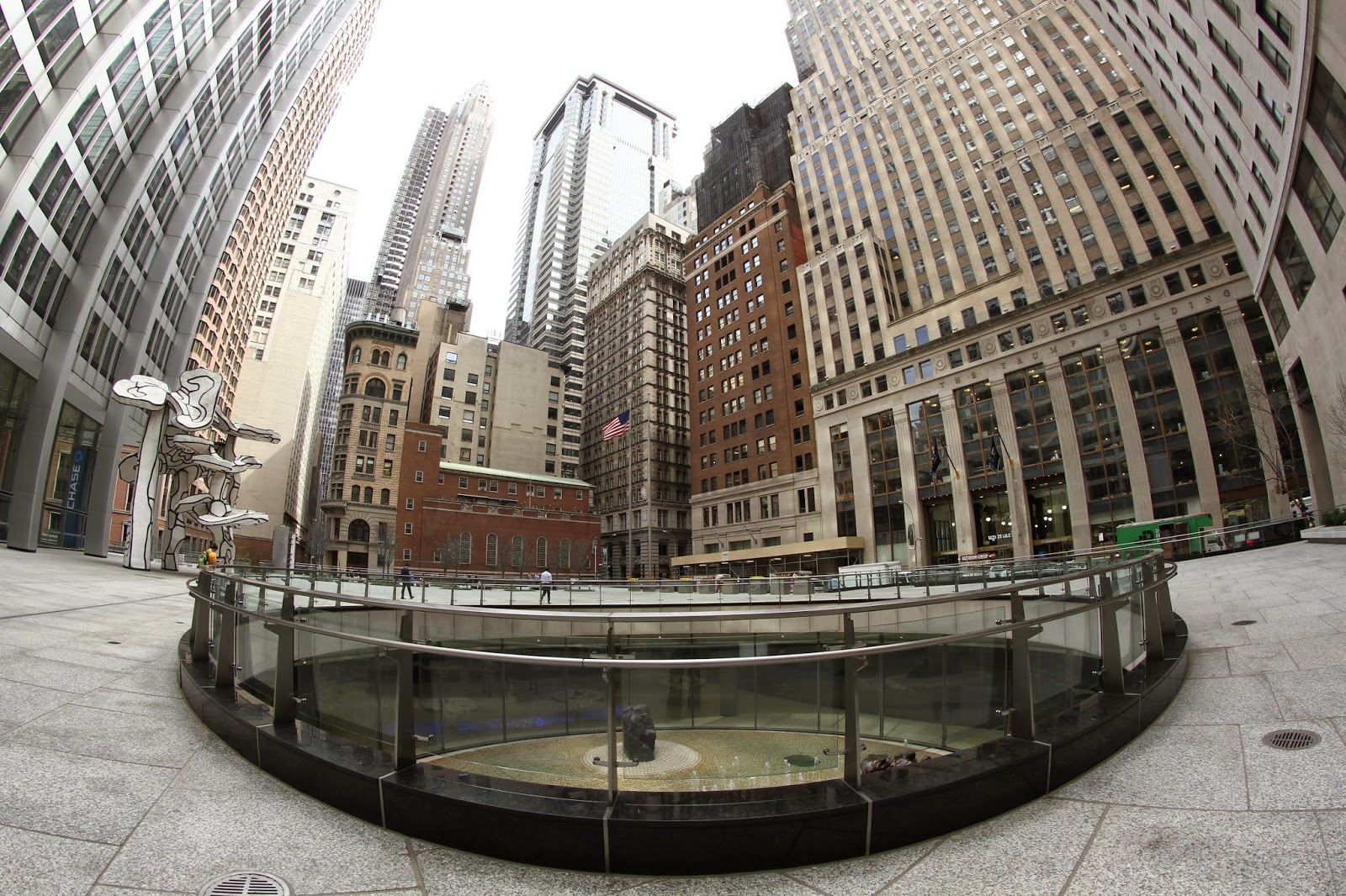 Visitar LOWER MANHATTAN e conhecer a história de Nova Iorque | EUA