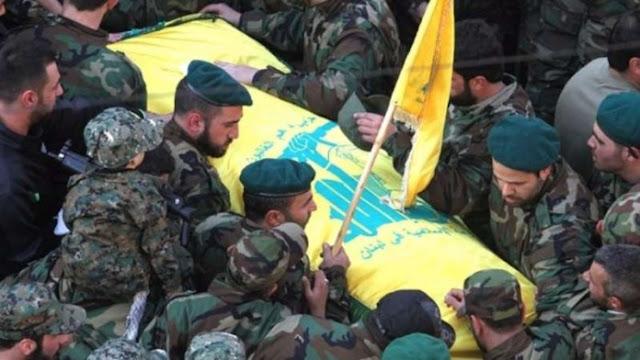 tentara hizbullata tewas