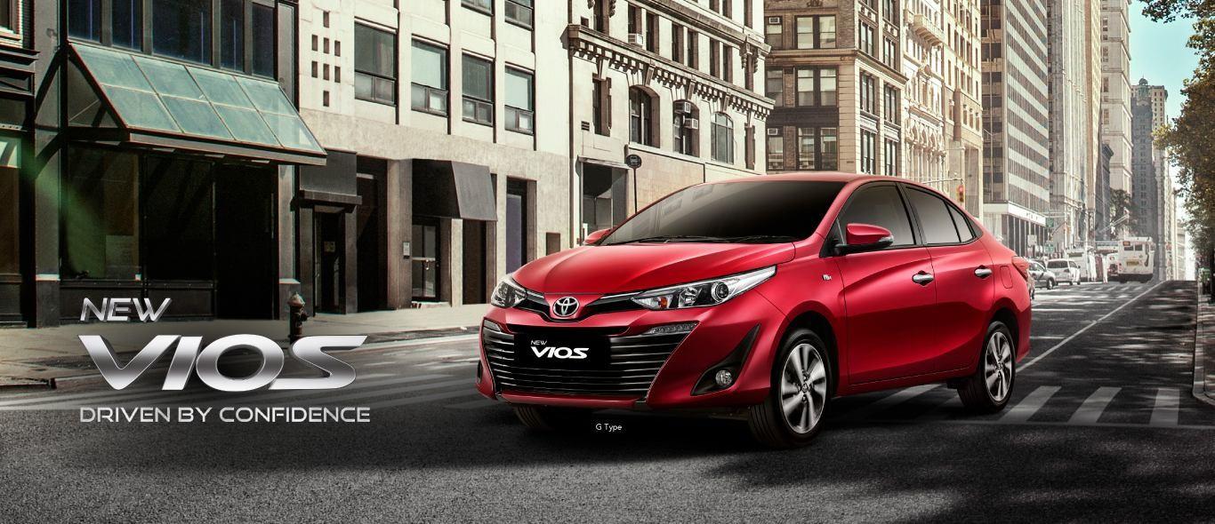 New Toyota Vios 2018 Tampil Lebih Segar dan Elegan