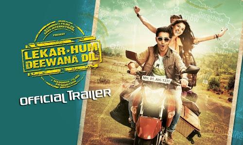 Lekar Hum Deewana Dil (2014) Full Theatrical Trailer Free Download And Watch Online at worldfree4u.com
