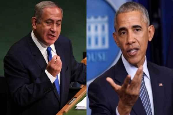 इजरायल के प्रधानमंत्री बेंजामिन नेतनयाहू ने ओबामा को सुनाई जमकर खरी खोटी, बताया छली और कपटी