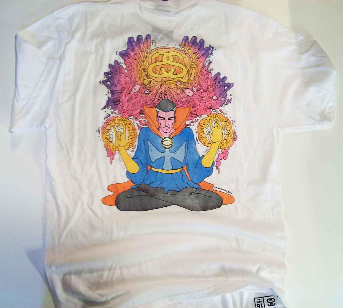 0d18c43c9 ... shirt showcasing a design by Noah Butkus.