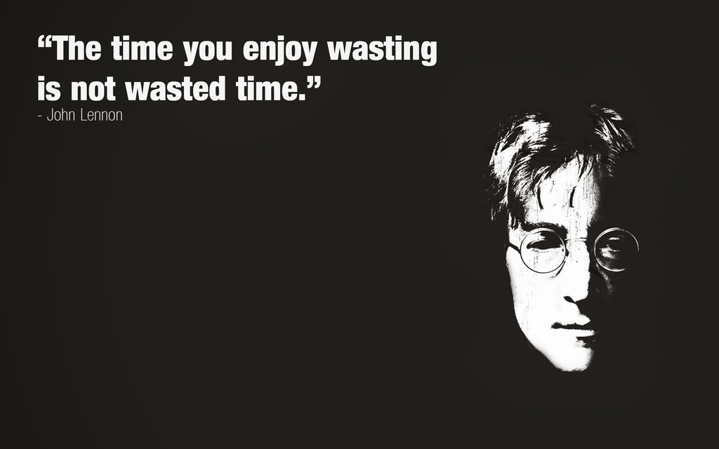 Tommy Mondello's favorite quote comes from John Lennon