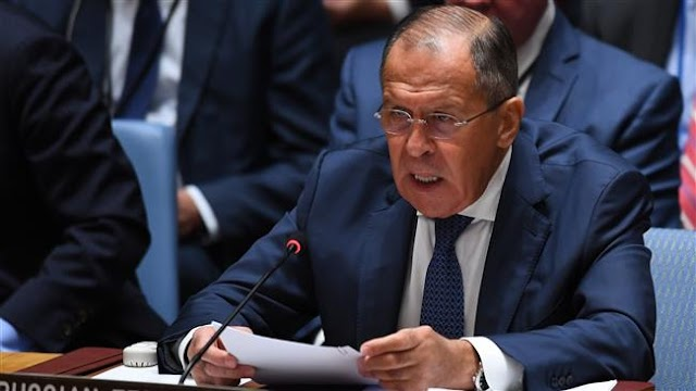 The United States will certainly not strike North Korea for Pyongyang is armed with nuclear bombs: Russian Foreign Minister Sergei Lavrov