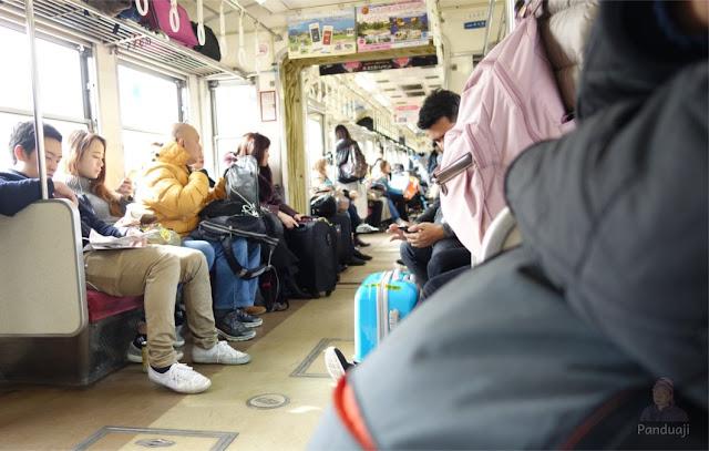 Kereta lokal Fujikyuko Line