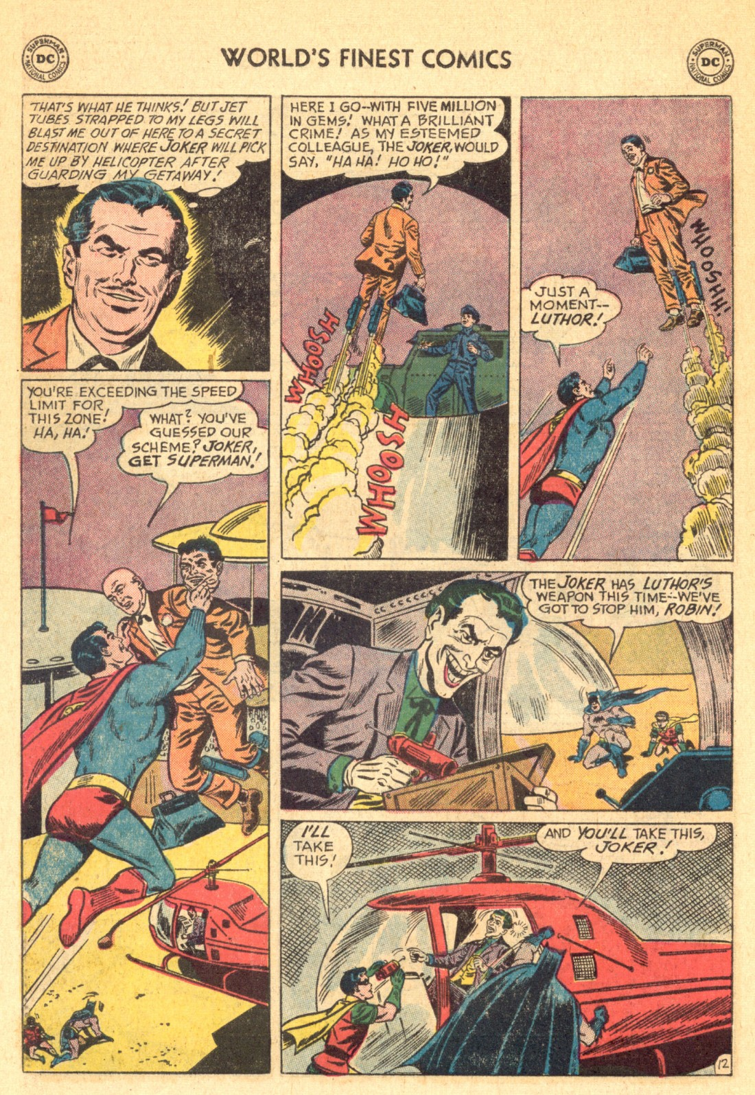 Read online World's Finest Comics comic -  Issue #129 - 14