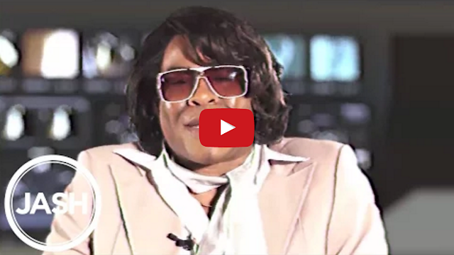Comedian Jordan Peele Perfectly Recreates a Bizarre James Brown Interview From 1988