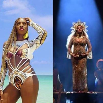 Why Tiwa Savage Can't Imitate Beyonce But Prefers Dragging Her Reputation In The Mud?