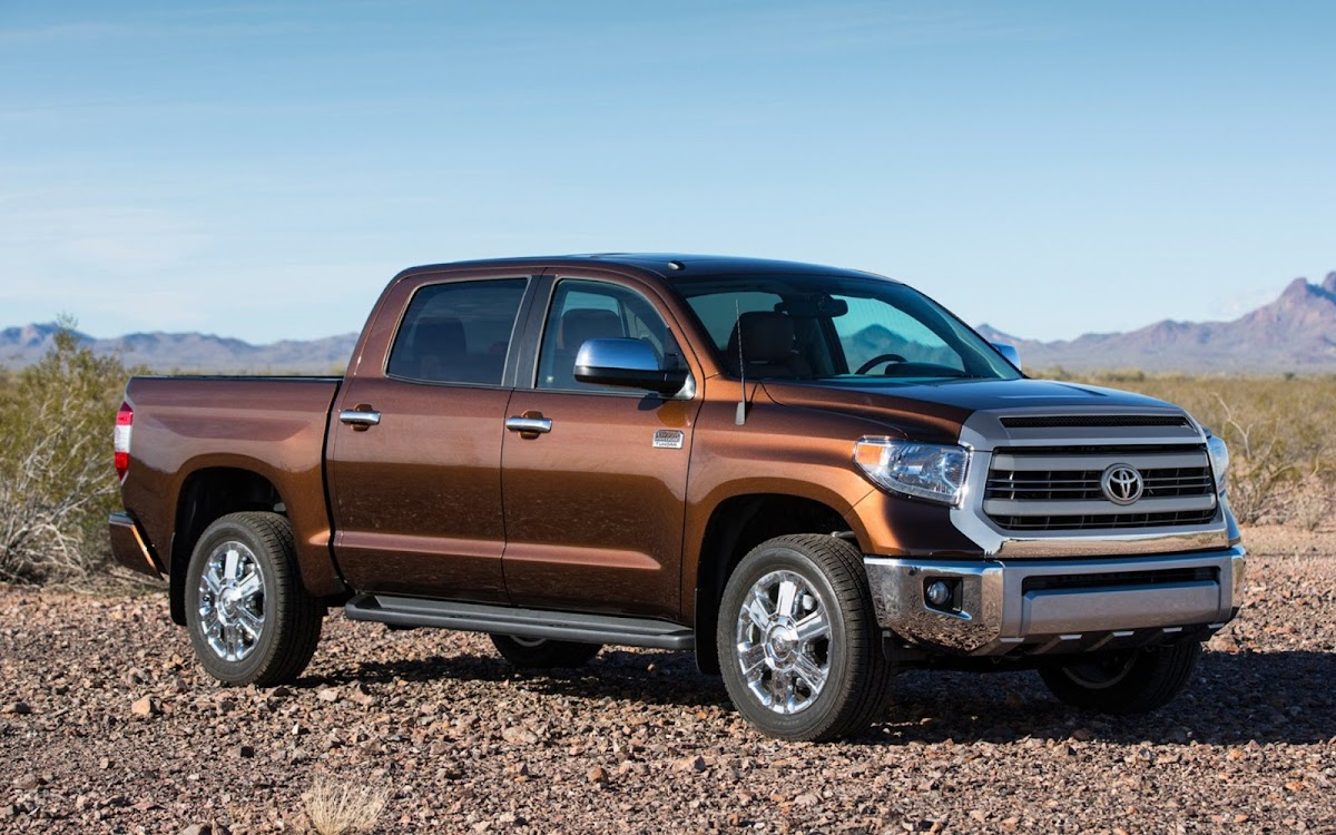 2014 Toyota Tundra Widescreen HD Wallpaper 5