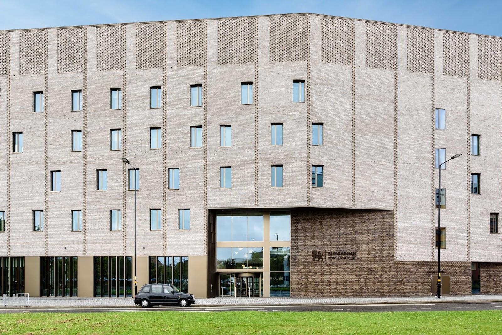 Birmingham Conservatoire New Building