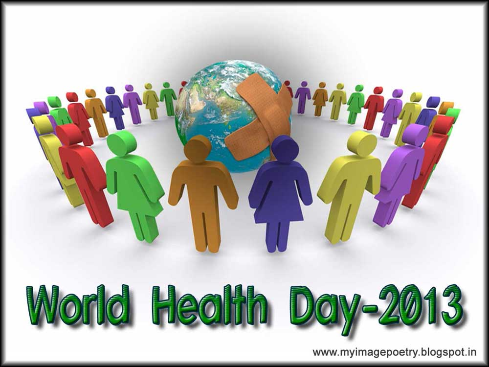 Image Poetry World Health Day 2013