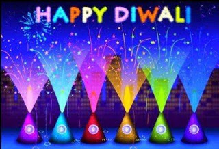 Happy Diwali Crackers Images