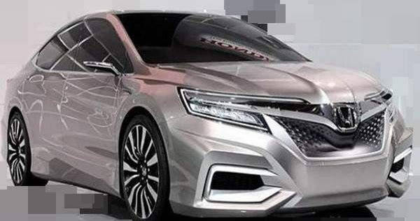 2018 Honda Accord Redesign - Accord Release