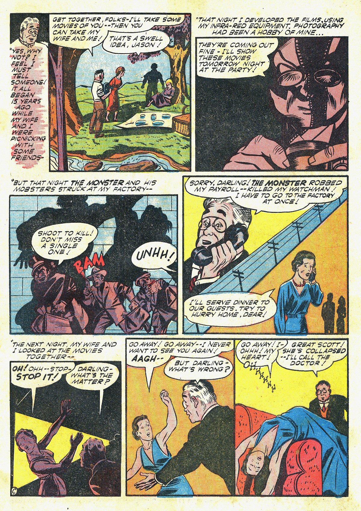 Read online All-Star Comics comic -  Issue #20 - 6