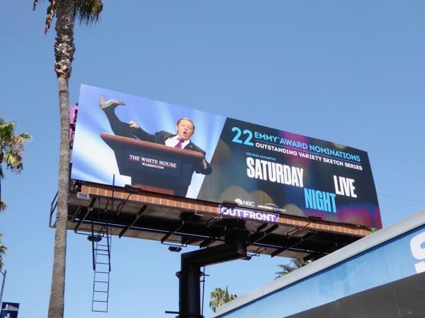 SNL Melissa McCarthy Spicey Emmy billboard