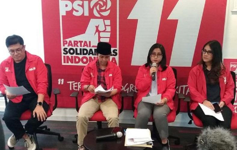 PSI klarifikasi dana kampanye