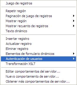 neo 2.0 - Dreamweaver: Comprobar nombre de usuario - 3