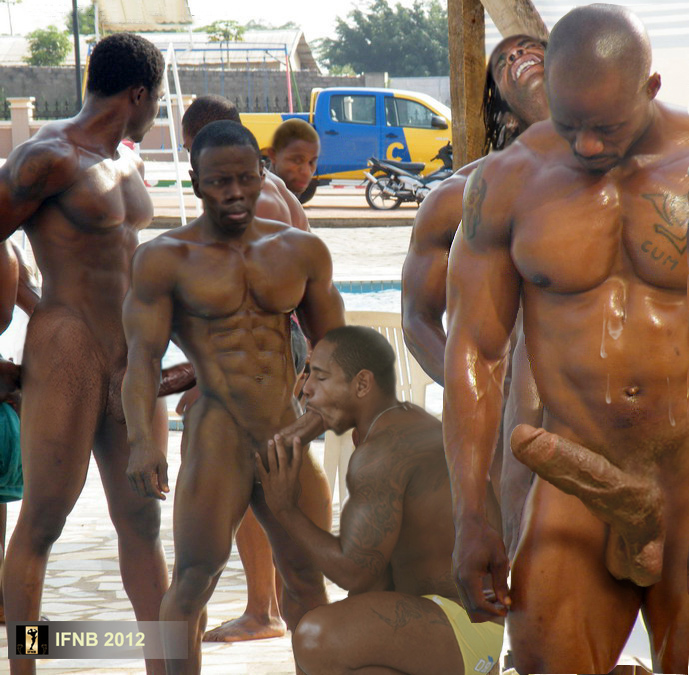 Some serious black dick sucking going on here 4