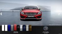 Mercedes AMG C63 S Edition 1 2015 màu Đỏ Hyacinth 996