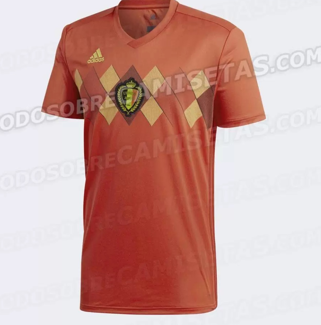 Belgium home kit leaked 2018 world cup